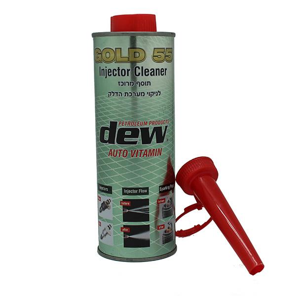 שמן מנוע DEW-GOLD-55 NEW