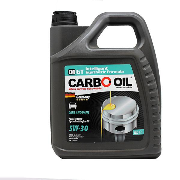 שמן מנוע CAR-5W30-5